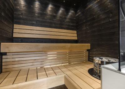 AsOy Vuoreksen Lehmuskallio sauna